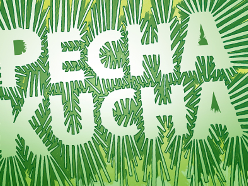 Pecha Kucha Night @ The Park Theatre