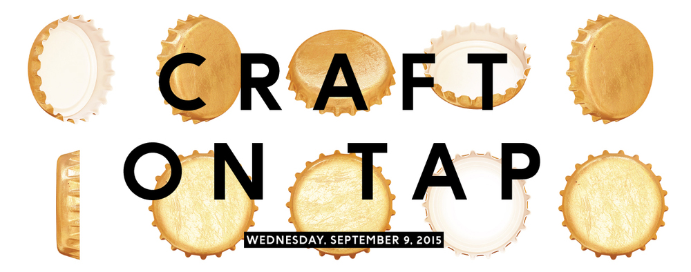 CRAFT ON TAP | Craft Ontario Fundraiser 2015