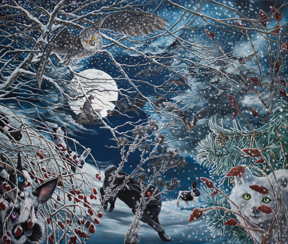 Julie Oakes - Winter