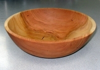 Woodturning a Hardwood Bowl