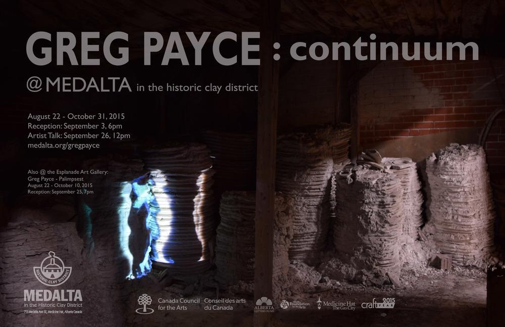 Greg Payce: Continuum