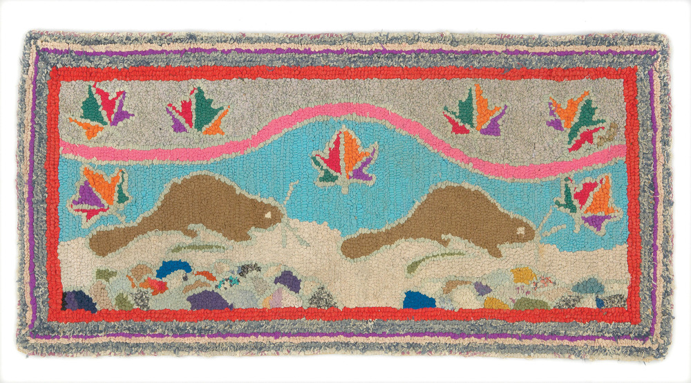 Home Economics: 150 Years of Canadian Hooked Rugs