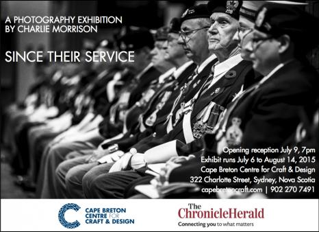 Since Their Service - Exhibition