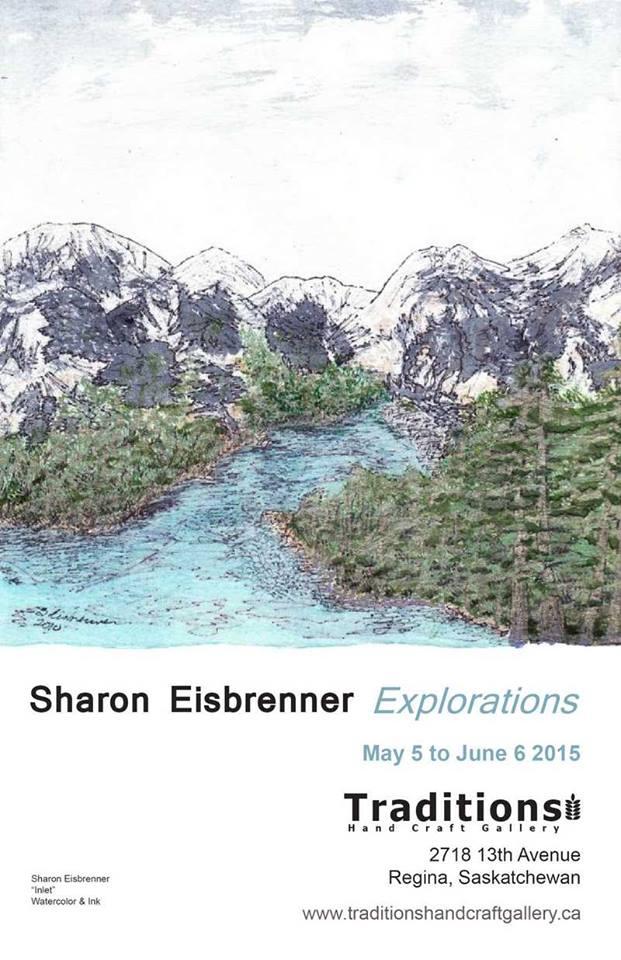 Sharon Eisbrenner - Inlet