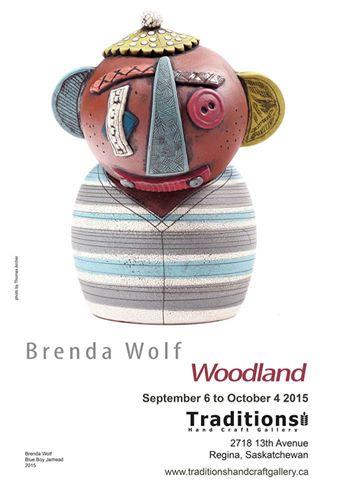 Brenda Wolf -Blue Boy Jarhead