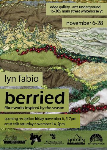berried - Lyn Fabio
