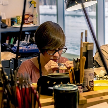 Earring and Pendant Fabrication Workshop (Half Day)