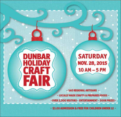 Dunbar Christmas Craft Fair