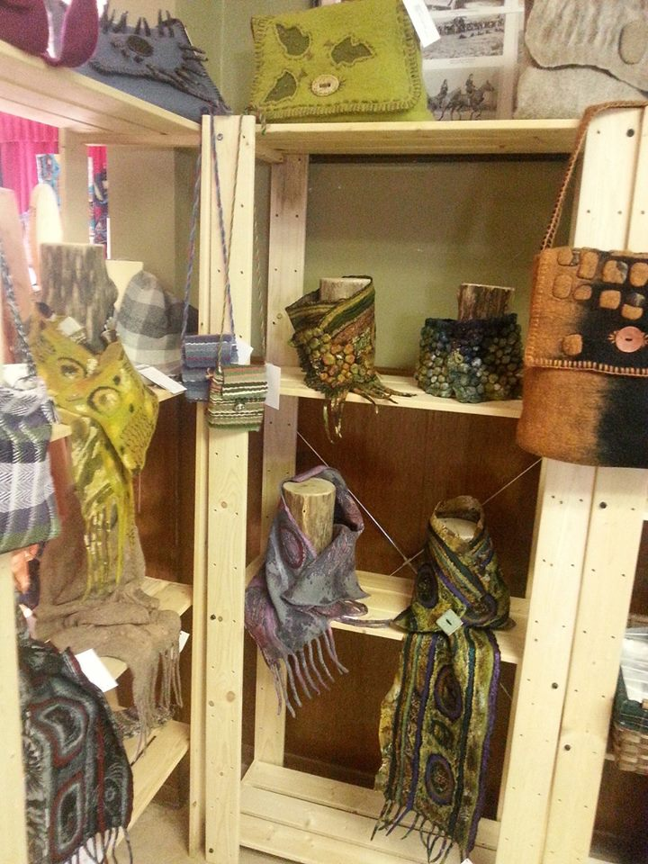 Sheep Creek Weavers Annual Tea & Sale