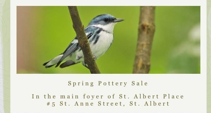 Spring Pottery Sale