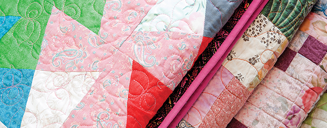 St. Albert Quilters' Guild Quilt Show and Walk