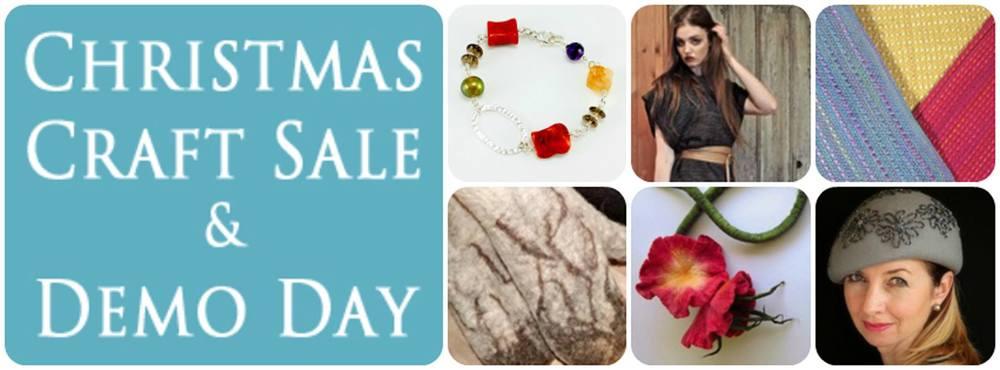 Christmas Craft Sale & Demo Day