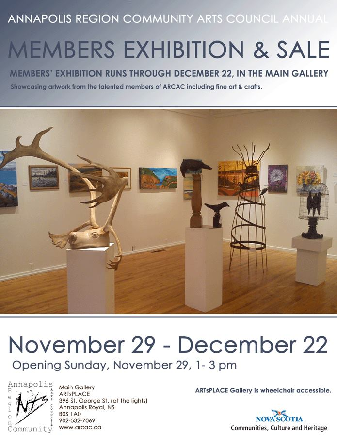 Annual Member Exhibition and Sale