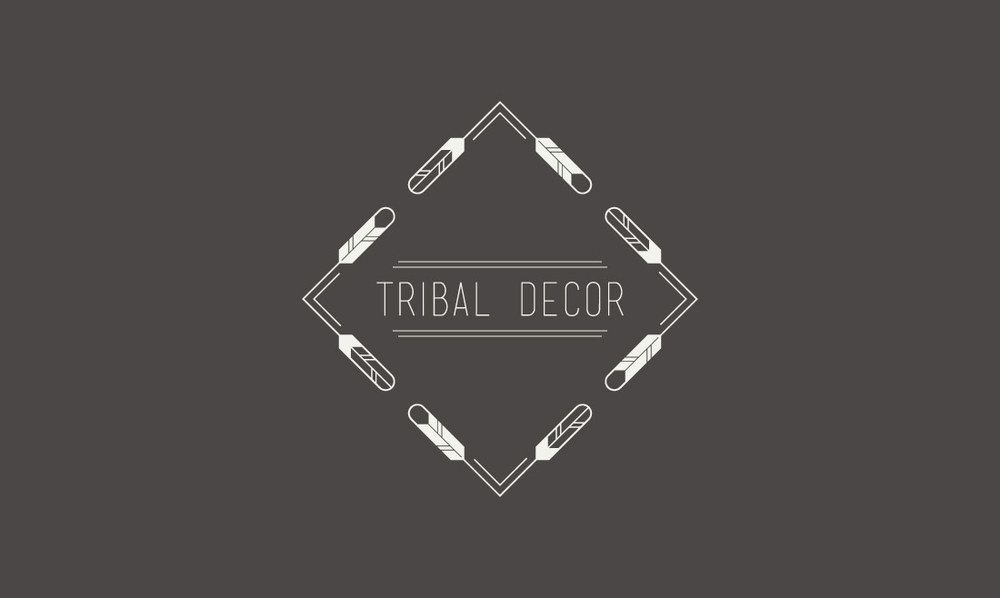 Tribal Decor - 15 Free Vector Elements