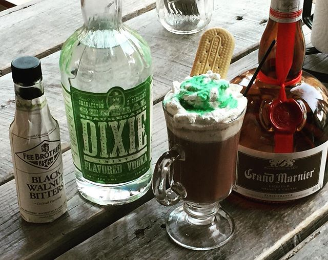 Check out our entry in the http://www.christmasincharleston.com/advent-calendar/ for today! You can find this tasty cocktail on our new dessert menu. Perfect for a chilly winter night! #yummy #southerndrinks #mtpleasantsc #cocktails