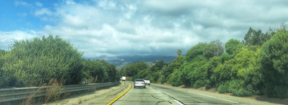 PCH 1 - Enroute to Santa Barbara