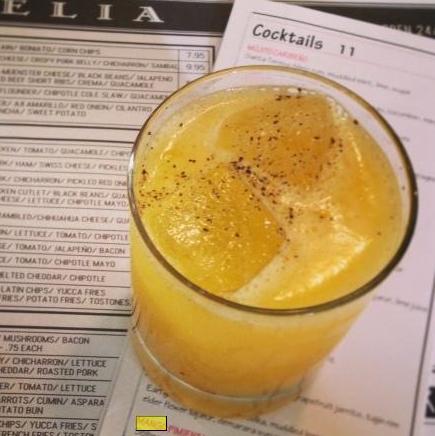 Mango Pimenta @ Coppelia