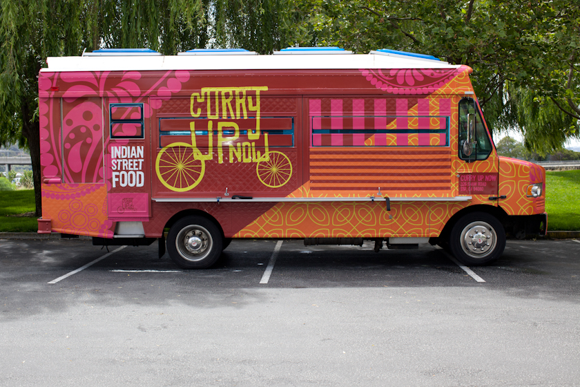 Truck Catering Indian Restaurant Bar amp Food