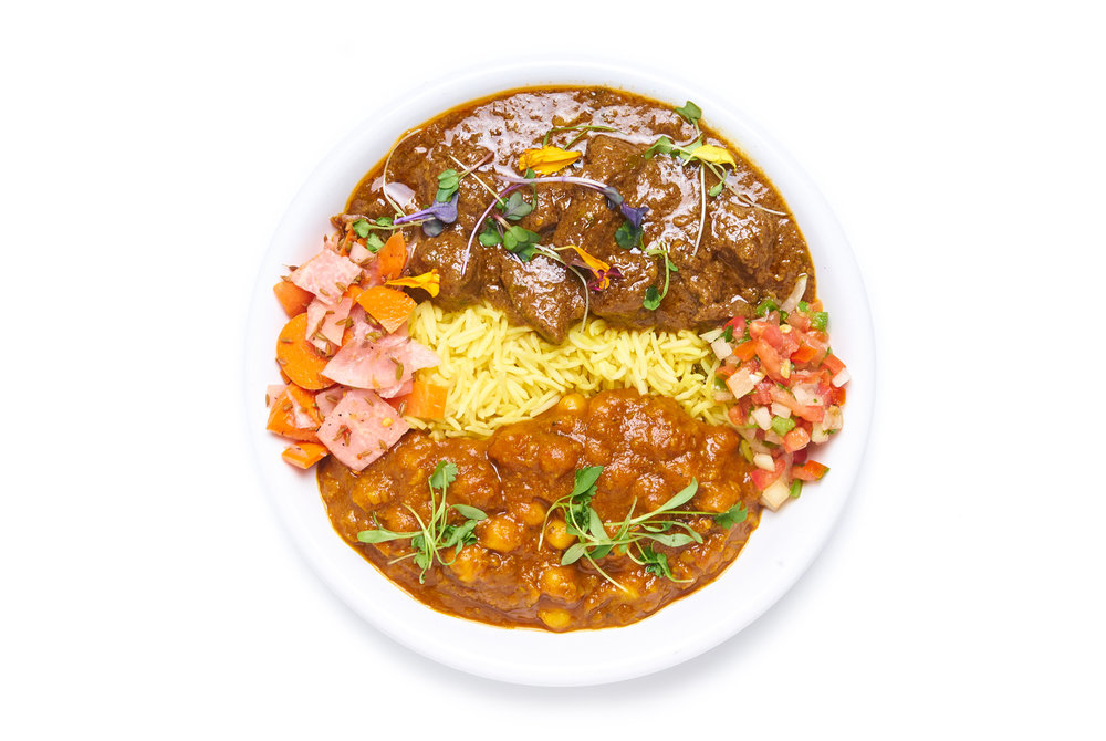 KASHMIRI LAMB a kashmiri stew of lamb shoulder & potatoes