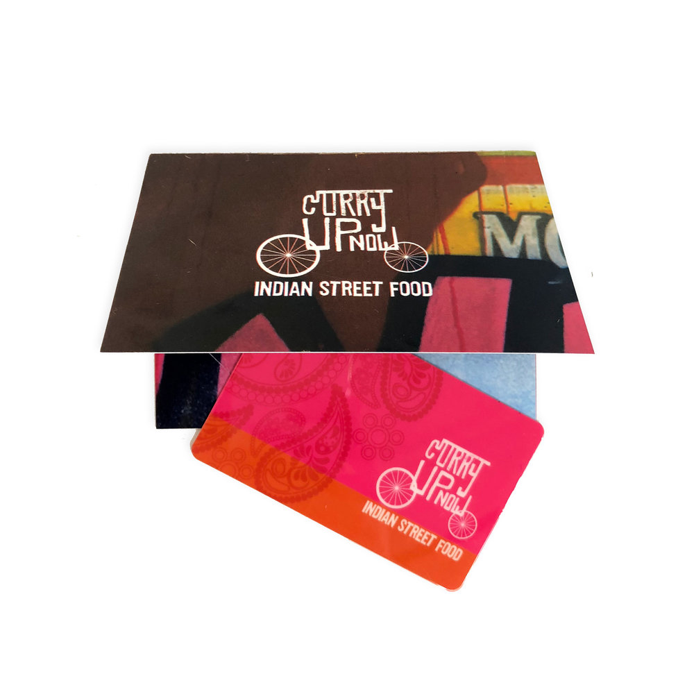 Gift Cards and Sleeves