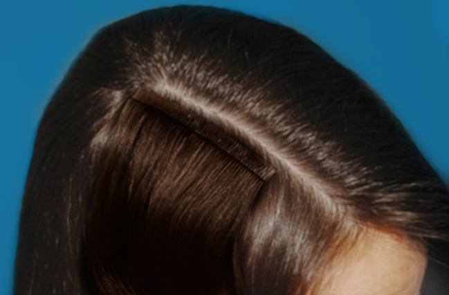Hair services hair creations by dailah seamlesstape hair extensions a great way to change up your style in no time at all easily removed with salon alcohol based removal solution pmusecretfo Image collections