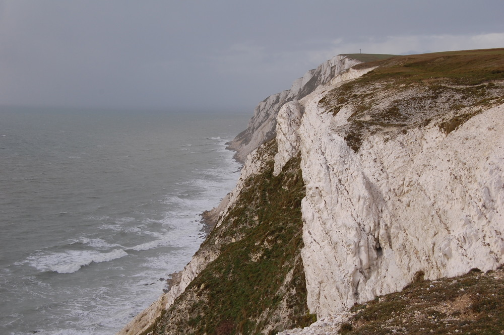 Tennyson Down, Isle of Wight, UK. Photo by Phyllis Weliver.
