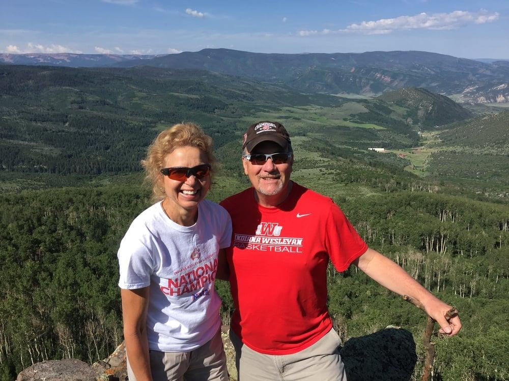 Keith and Carolyn Newman
