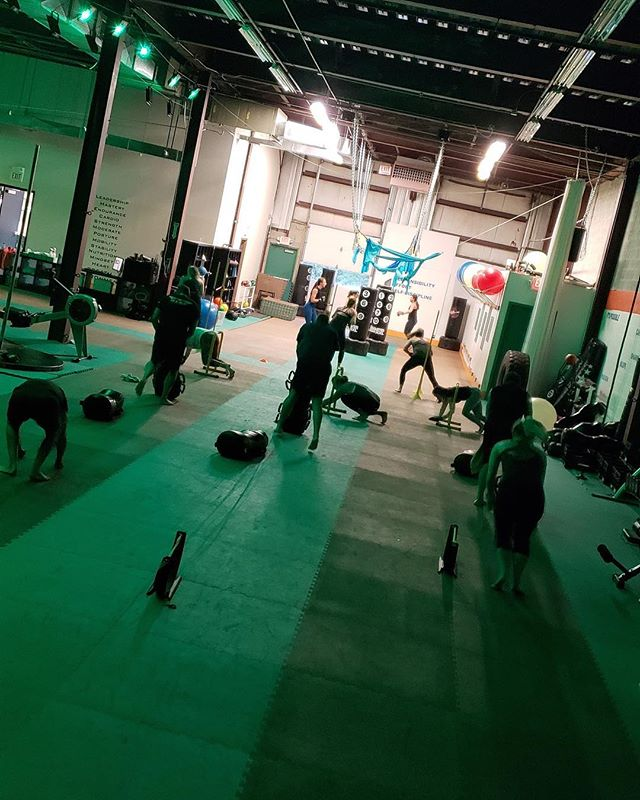 Classes at 5am every weekday! Click the link in bio to see our full schedule.