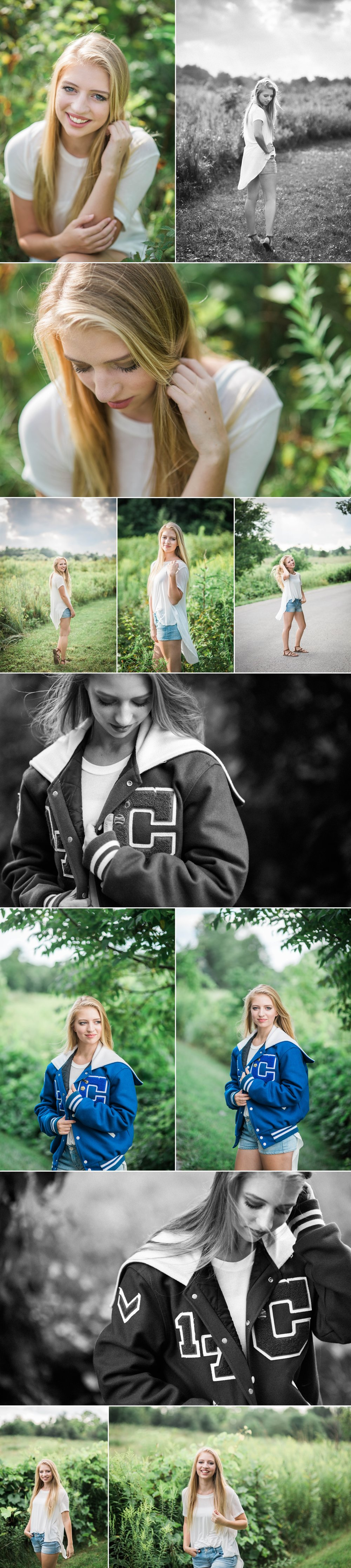 senior-senior portrait-river portrait- fort wayne indiana - 1