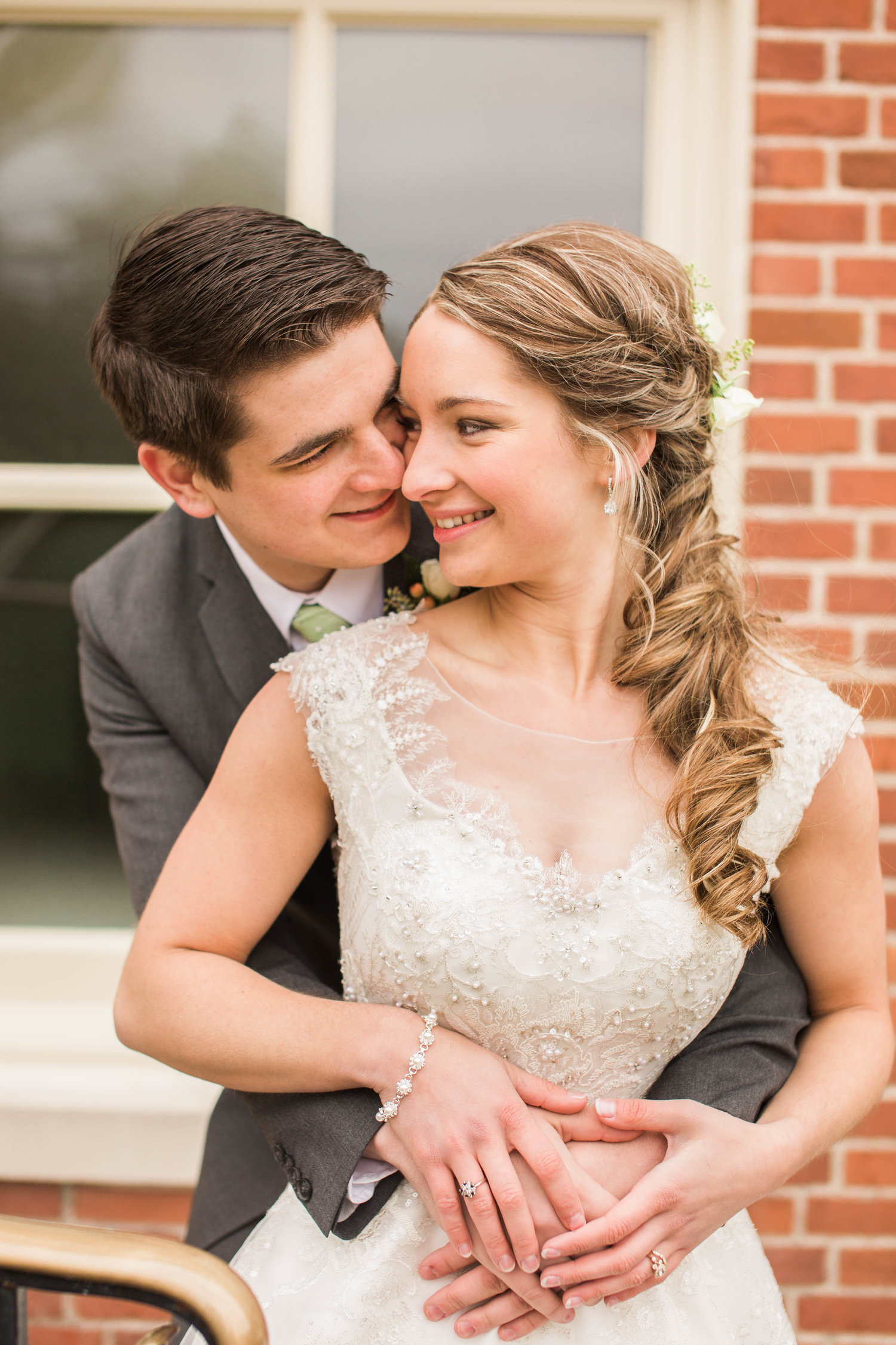 Robert + Holly - Van Wert, Ohio Wedding Photographer