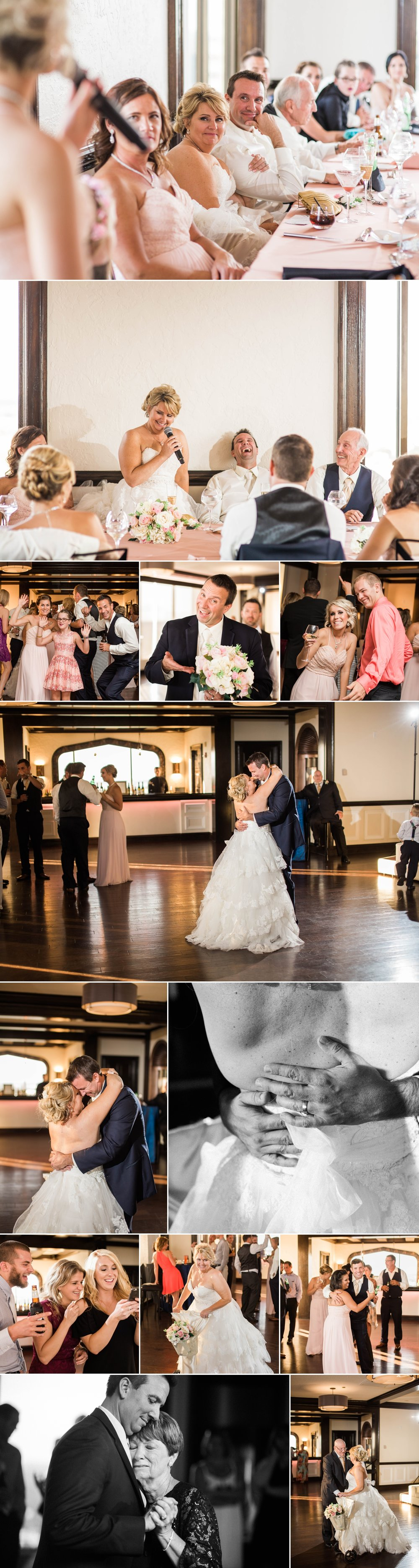 wedding-wedding day-downtown fort wayne-bride-groom-love-wedding party-reception-dance-party-parent-toasts-empyrean