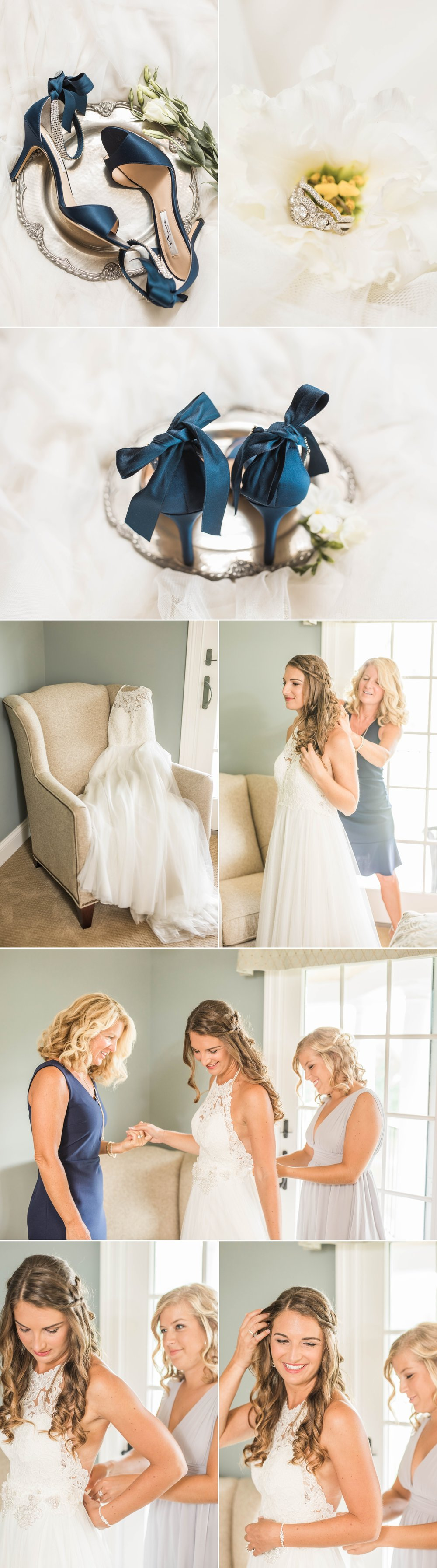 bridal details indiana wedding getting ready