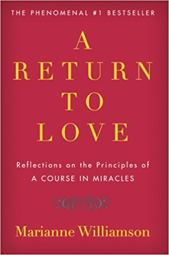 A Return to Love By Marianne Williamson   This is my favorite book of all time. I have read it multiple times and it always rocks my world. It is spiritual and must be read slowly to soak up the meaning of every word, but when you're ready for it, it will blow your mind
