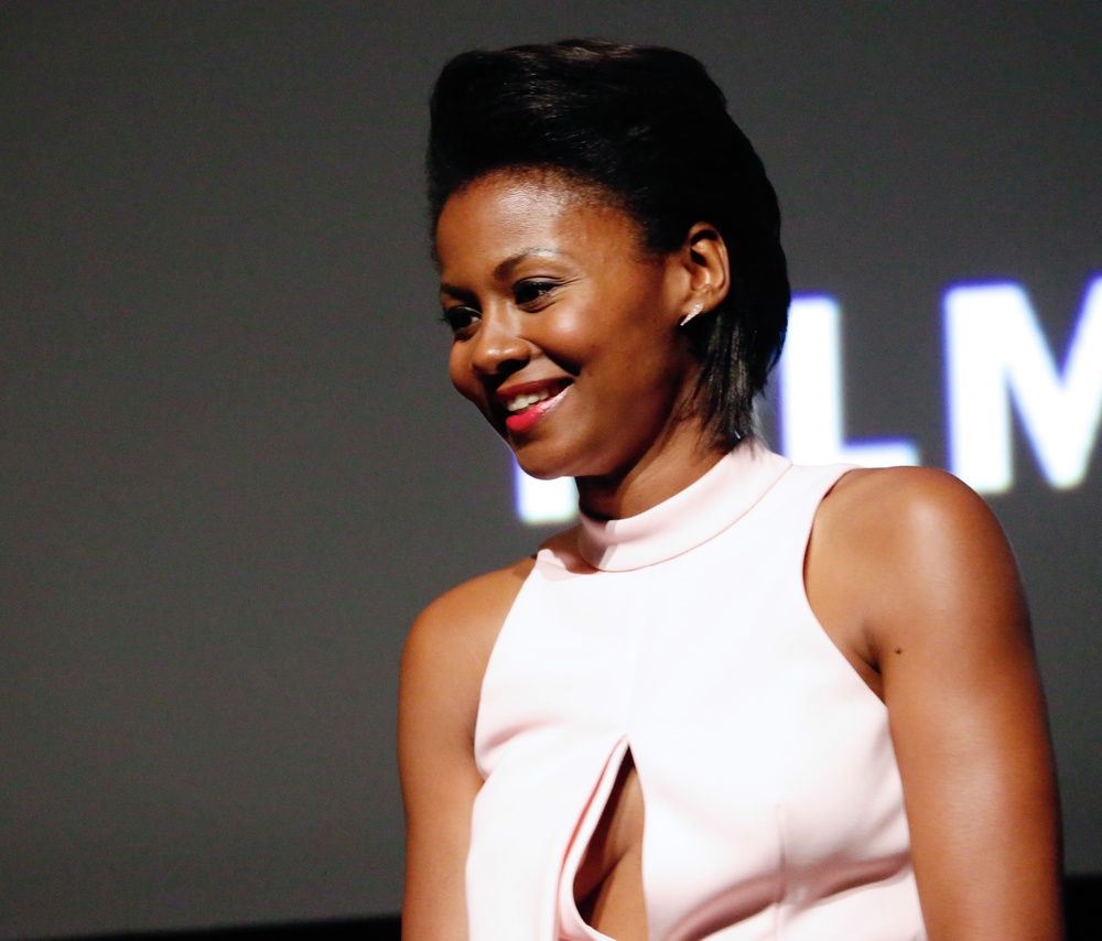 My photo of Emayatzy Corinealdi at NYFF