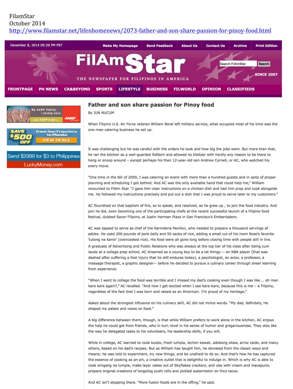 FilAm Star AC Boral