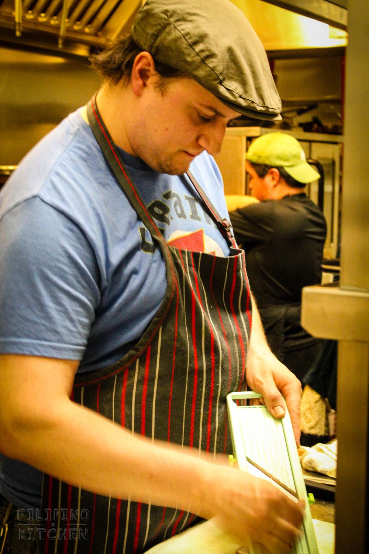 Chef Tony.