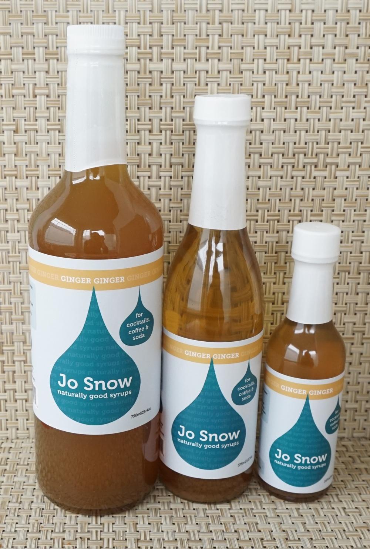 Jo Snow Syrups