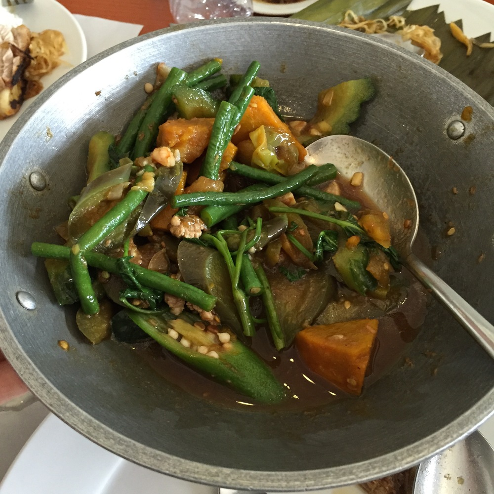 Pinakbet – Yellowfin Restaurant, Davao City