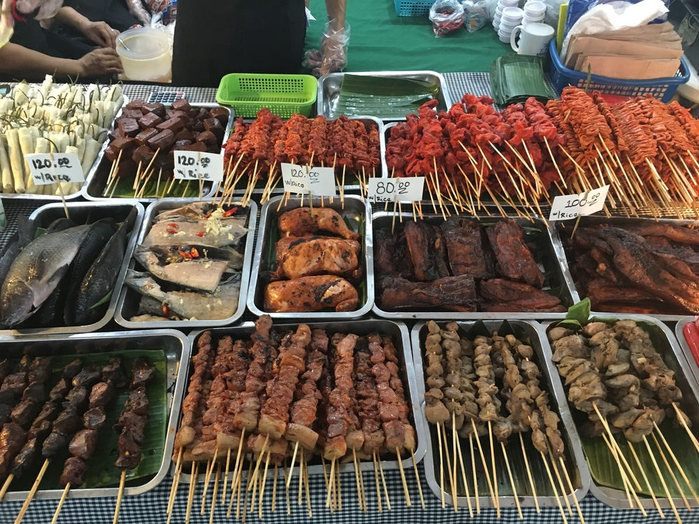 Array of Street Food