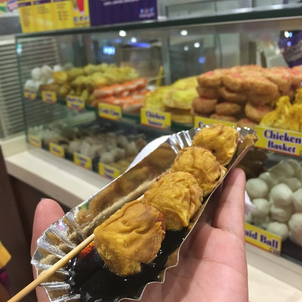 Fried Siomai