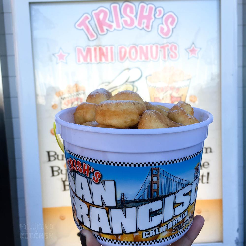 Oh Donuts... Mini Donuts.