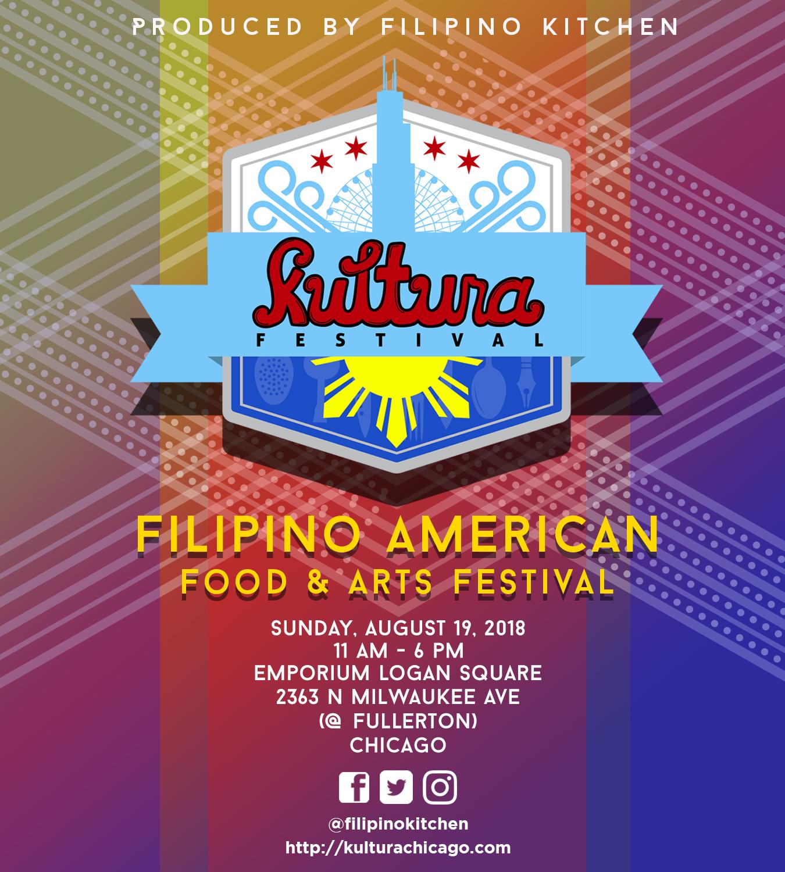 Kultura Festival Filipino Kitchen