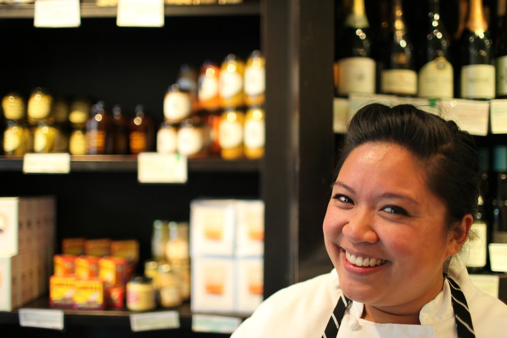 "CHRISSY CAMBA   CHICAGO, ILLINOIS  Twitter:  @ChrissyCamba  Instagram:  @chrissycamba   Chef Chrissy Camba is the force behind pop-up dinner series, Maddy's Dumpling House. Their motto is ""Fun. Food. Dumplings."" Other highlights in her extensive reel include cooking for Home Bistro, Bin 36, Duchamp, and Vincent. She opened Lakeview's Bar Pastoral as their executive chef in 2012 and the Lincoln Square ""modern Filipino"" restaurant Laughing Bird in 2014, not to mention her appearance on Bravo TV's  Top Chef Seattle . Recently Chef Chrissy was featured on Food Network's  Chopped   Grill Masters  edition."