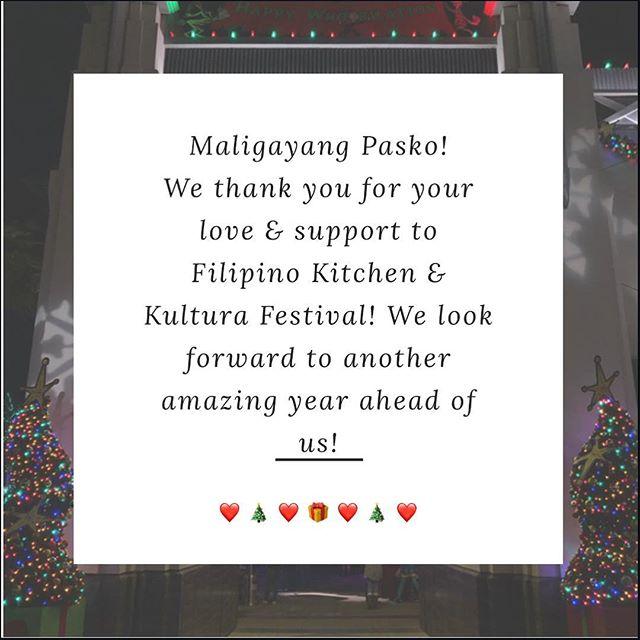 Maligayang Pasko! #christmas #pasko #filipinokitchen #holidays