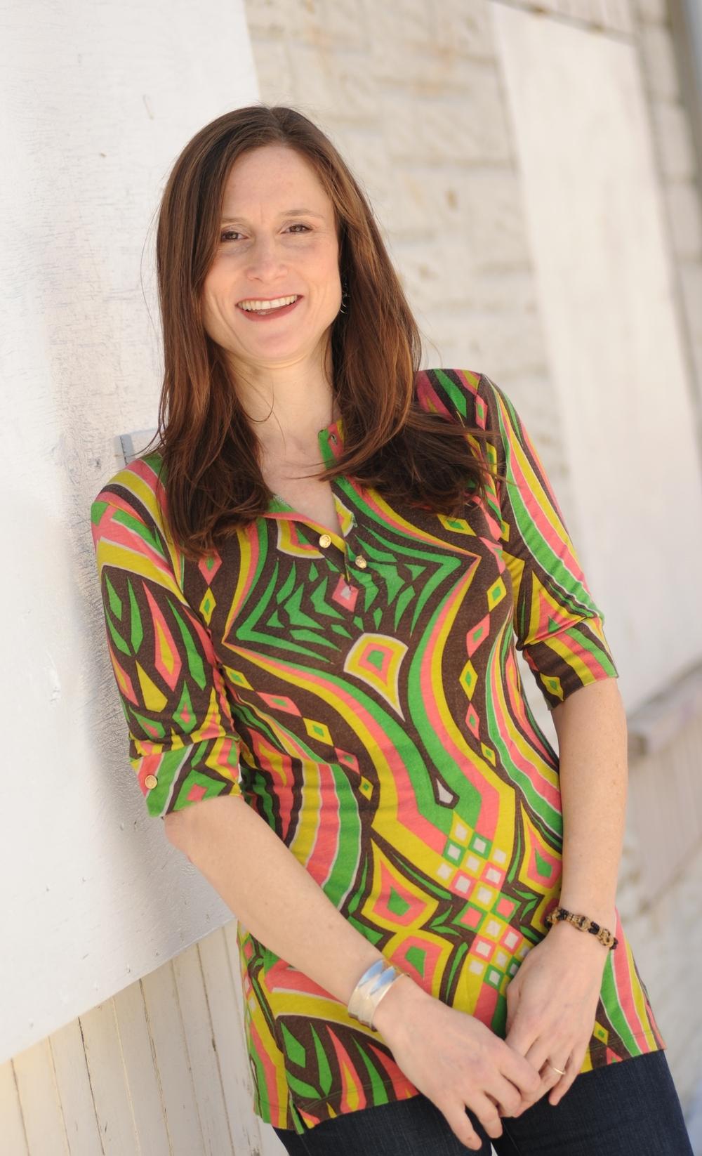 Jessica Cooper, Artistic Director