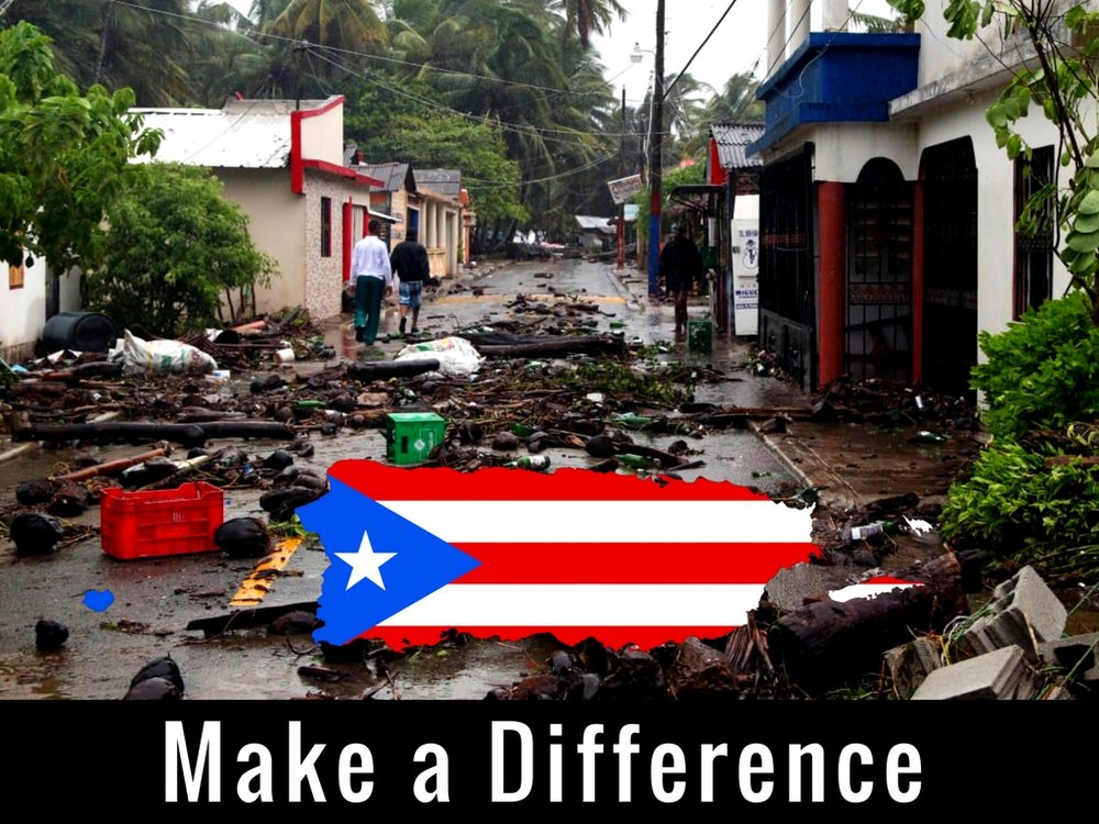 MISSION.  It's about making your life count wherever you are, either around the World on a Missions Trip ( like  Puerto Rico-March, 2018  ), serving the homeless in New Jersey or discovering ways to impact the students of dear ol' Rutgers. Change the World.