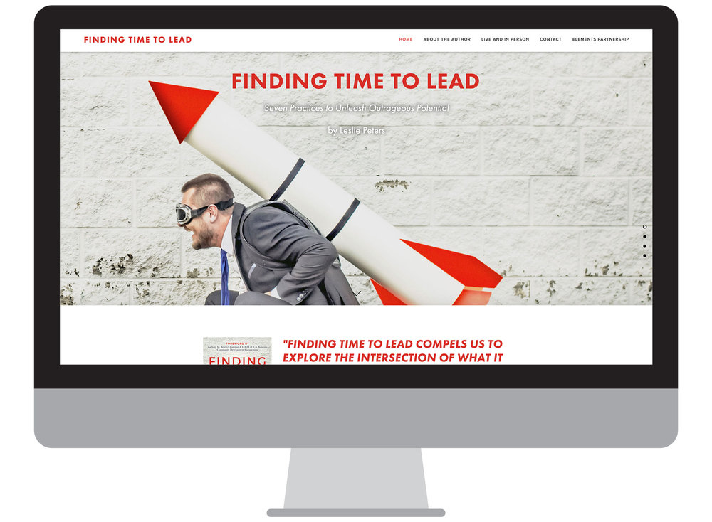 Finding Time to Lead -