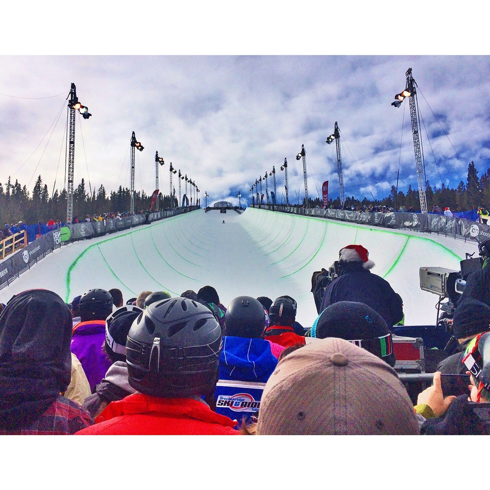 Saturday Dew Tour Finals