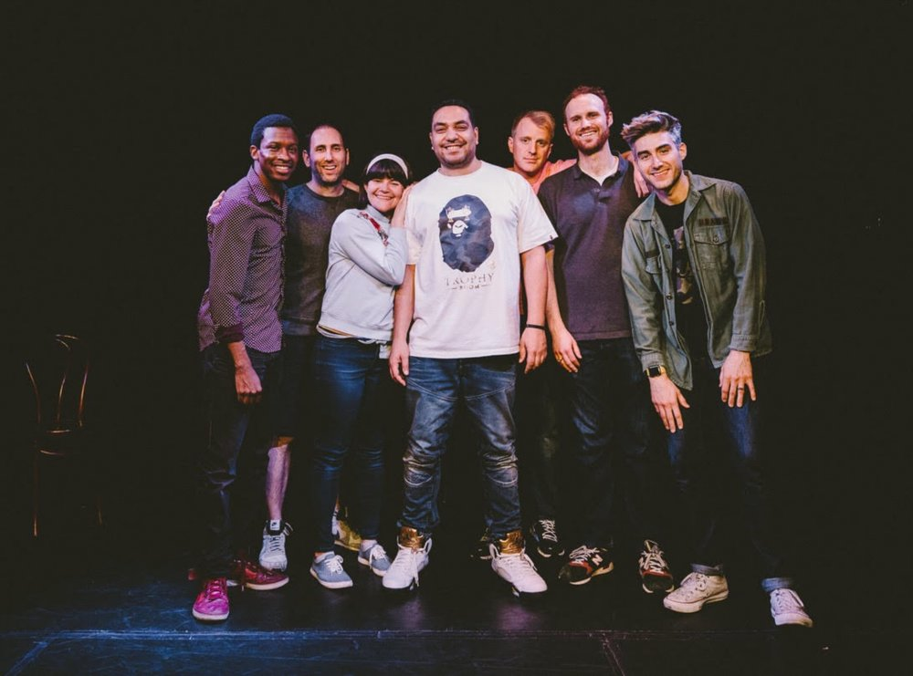TAKE IT PERSONAL | UCB EAST THEATRE | FRIDAY 9P