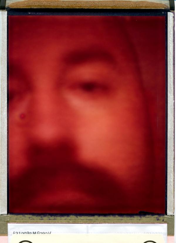 8x10 polaroid type 809